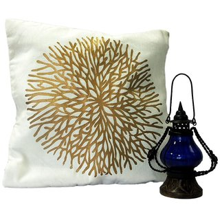 Giftcart - Golden Dandelion Cushion Cover Gift Set