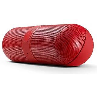 BEST-OFFER-FOR-RED-BEAT-PILL-BLUETOOTH-SPEAKER-GOOD-BASS(IPOO354)