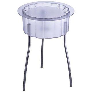 Hatten Side Table  Transparent