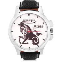 Tigerhills Godiac Collection Aries Black
