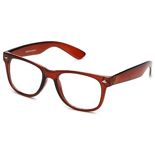 Gansta Gn-3030 Classic Brown Wayfarer Glasses