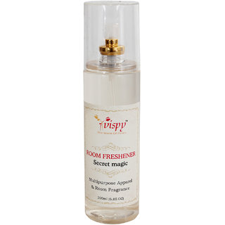 Vispy The Scent Of Peace  Room Freshener Secret Magic