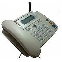 Cdma Fixed Wireless Landline Phone Zte Classic 2208 Walky Phone SUITABLE FOR RELIANCE PHONES.