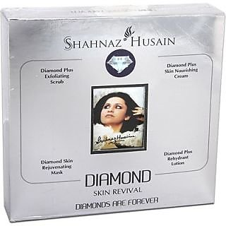 Shahnaz hussain Diamond Facial Kit