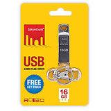 Strontium 16 GB USB Ammo Flash Drive Silver Pen Drive