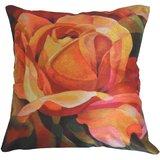 Beautiful Rose Cushion Cover Throw Pillow