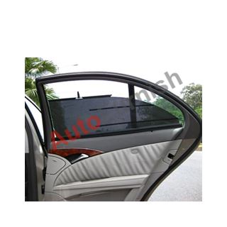 Car Automatic Side Window Sun Shade Set Of 4pcs For Xuv 500