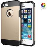 Gini Spigen IPhone 4/4S Case - Gold Slim Armor