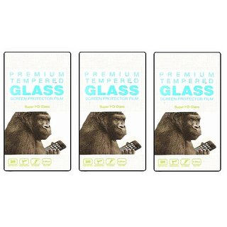 TemperedPACK OF 3 For Micromax Canvas HD A116 available at ShopClues for Rs.309