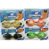 SWIMMING GOGGLES WITH EAR PLUGS & NOSE CLIPS , 1 PIECE