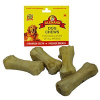 Glenand 4 IN 1 Bones For Dogs (Pack Of 3 )