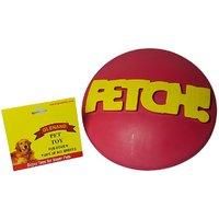 Rubber Flying Disc Fetch 8.5 GI015