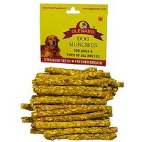 Glenand Dog Munchies 450G Chicken (Pack Of 2)