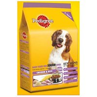 Pedigree Senior Chicken  Rice 3 Kg