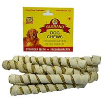 GLENAND TWISTED STICK 100G FOR DOGS (Pack Of 3)