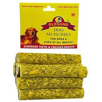 GLENAND MUNCHIES KABAB 350 G CHICKEN FOR DOGS (Pack Of 2)