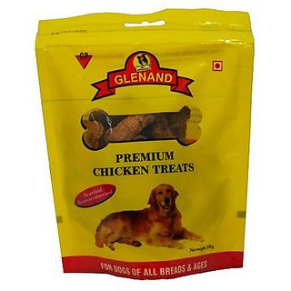 Glenand Dog Chicken Biscuits 150g