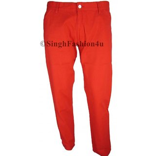 Van Heusen Chinos Red