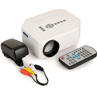 Cubit Mini LED Multimedia Projector