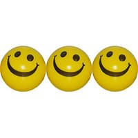 3pcs Smiley FACE SQUEEZE BALL FOR YOUR CHILDREN