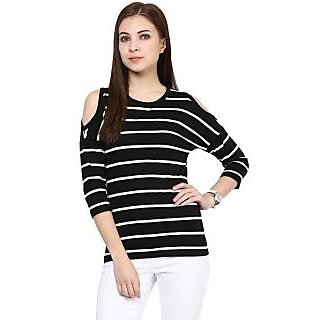 3f62bcdf4aa6f Women Tops   Tees Price List in India 28 April 2019