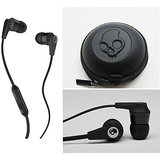 SkullCandy Earphones with Mic ( Best Audio Quality )