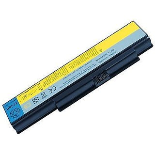 6 Cell Laptop Battery For Lenovo Ideapad Y510 7758 , Y530 2009 , Y530 4051 With 9 Months Warranty