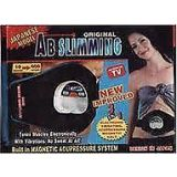 AB SLIMMING BELT (3 In 1) ELECTRONIC, VIBRATING,ACCUPRESSURE MAGNETIC BELT