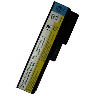 6 Cell Laptop Battery For Lenovo L08L6Y02 L08N6Y02 With 9 Months Warranty
