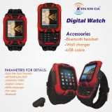 New Kenxinda W2 Watch Mobile With Free Mono Bluetooth Worth Rs 699/