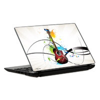 T Graphics Laptop Skin Music Music
