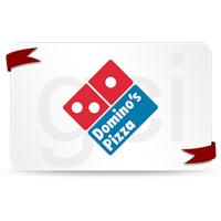Dominos Pizza Gift Gift Voucher dmv000050