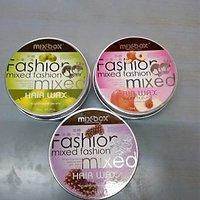 Mix-Box Hair Wax - Peach, Green Apple, Grapes (Pack of 3)