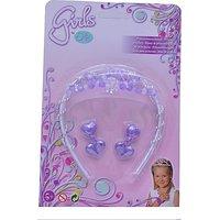 Simba Steffi Love Girls Tiara Set Purple