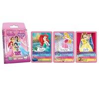 Top Trumps Disney Princess Activity Pack Multi Color