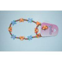 Wild Republic Necklace Bracelet Ring Set- Tiger
