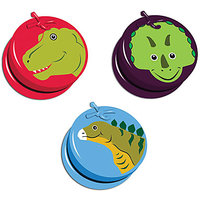 Wild Republic Wood Castanets Dino