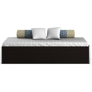 Spacewood Single Size Bed By Shopclues @ Rs.9,999
