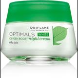 Optimals White Oxygen Boost Night Cream SPF 15 (OILY SKIN)- 50ml