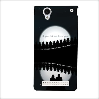 Mott2 Back Cover For Sony Xperia T2 St2067.Jpg -145