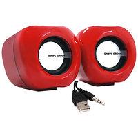 QHM 612(Quantum) Mini USB 2.0 Speaker