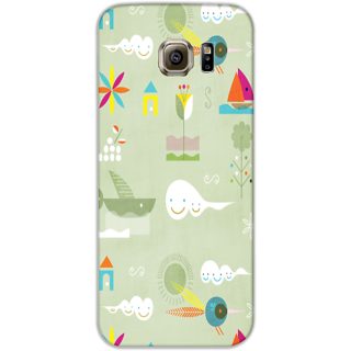 Mott2 Back Cover For Samsung Galaxy S6 Samsung Galaxy S-6-Hs03 (8) -2819