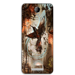 Mott2 Back Cover For Micromax Canvas Hue 2 A316 Canvas Hue 2 A316-Hs03 (28) -4978