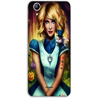 Mott2 Back Cover For Micromax Canvas Selfie 3 Q348 Canvas Selfie 3 Q348-Hs04 (60) -5178