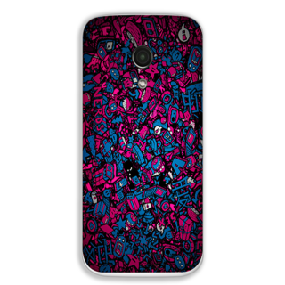 Mott2 Back Cover For Motorola Moto G2 Moto G-2-Hs04 (52) -5406