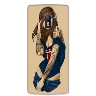 Mott2 Back Cover For Oneplus Two  One Plus One-2-Hs04 (69) -6115