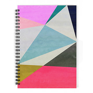The Fappy Store Abstract trainagle Notebook