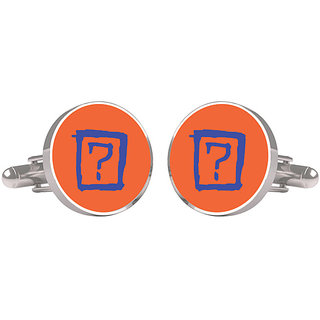 CuffTank Cufflinks Blue