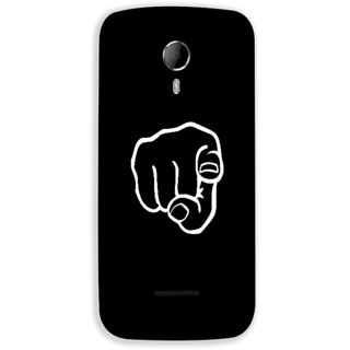 Mott2 Back Case For Micromax A117 Micromax A117-Hs06 (53) -10272