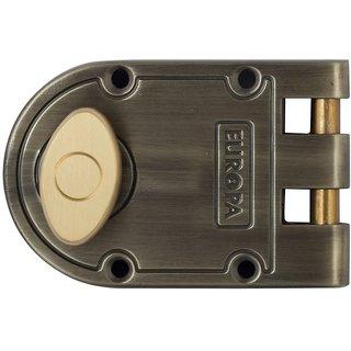 Europa Jemmy Proof Door Lock J-310 Ab